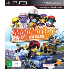 Jogo Modnation Racers PlayStation 3 Sony