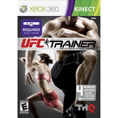 Jogo UFC Personal Trainer Xbox 360 THQ