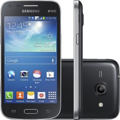 Smartphone Samsung Galaxy Core Plus 4GB G3502L 5,0 MP 2 Chips Android 4.3 (Jelly Bean) 3G Wi-Fi