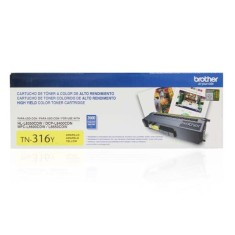 Toner Amarelo Brother TN-316Y