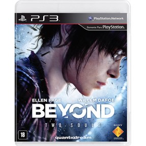 Jogo Beyond: Two Souls PlayStation 3 Sony