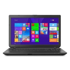 "Notebook Toshiba Satellite AMD E1 2100 4GB de RAM HD 500 GB 15,6"" Windows 8.1 C55D-B5308"