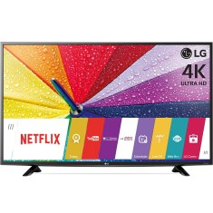 "Smart TV TV LED 43"" LG 4K Netflix 43UF6400 2 HDMI"