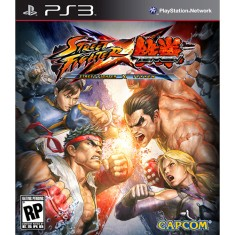Jogo Street Fighter X Tekken PlayStation 3 Capcom