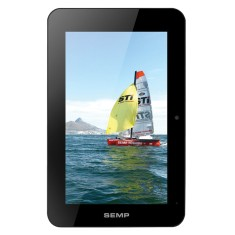 "Tablet Semp Toshiba 4GB LED 7"" Android 4.2 (Jelly Bean Plus) TA 0704W"