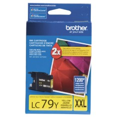 Cartucho Amarelo Brother LC79Y
