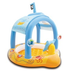 Piscina Inflável 42 l Redonda Intex Pirata