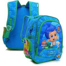 Mochila Escolar DMW Bubble Guppies - M