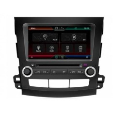 Central Multimídia Automotiva Voolt Mitsubishi Outlander