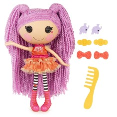 Boneca Lalaloopsy Loopy Hair Peanut Big Top Buba
