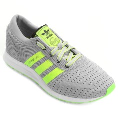Tênis Adidas Masculino Casual Los Angeles Reactive