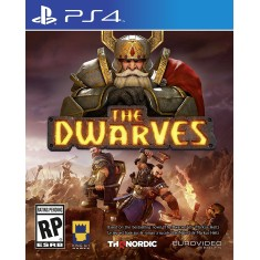 Jogo The Dwarves PS4 Nordic Games