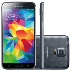 Smartphone Samsung Galaxy S5 G900M 32GB 16,0 MP Android 4.4 (Kit Kat) 4G Wi-Fi 3G
