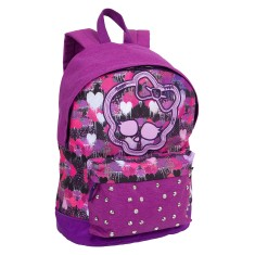 Mochila Escolar Sestini Monster High 16T03 G
