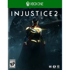 Jogo Injustice 2 Xbox One Warner Bros