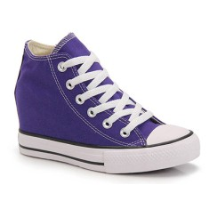 Tênis Converse All Star Feminino Casual CT As Lux Mid