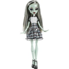 Boneca Monster High Choque Eletrizante Frankie Stein Mattel