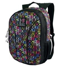 Mochila Escolar Santino para Notebook Sexy Machine SMN500430