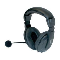 Headset com Microfone Leadership 1740