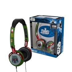 Headphone Funko Boba Fett