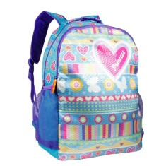 Mochila Escolar Luxcel Princess IS31351PS