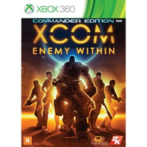 Jogo XCOM: Enemy Within Xbox 360 2K