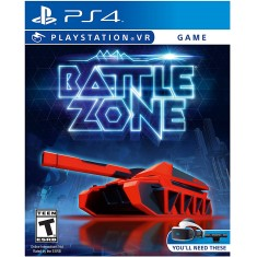 Jogo Battlezone PS4 Rebellion