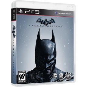 Jogo Batman Arkham Origins PlayStation 3 Warner Bros