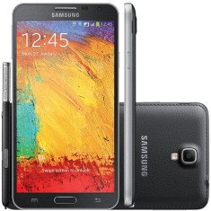 Smartphone Samsung Galaxy Note 3 Neo Duos 16GB SM-N7502 8,0 MP 2 Chips Android 4.3 (Jelly Bean) Wi-Fi 3G