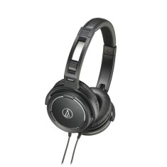 Headphone Audio-Technica SolidBass ATH-WS55 Ajuste de Cabeça