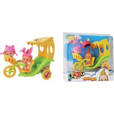 Boneca Baby World Táxi By Kids