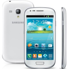 Smartphone Samsung Galaxy S3 Mini VE 8GB I8200 5,0 MP Android 4.2 (Jelly Bean Plus) Wi-Fi 3G