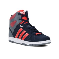 Tênis Adidas Masculino Casual Hoops Team Mid