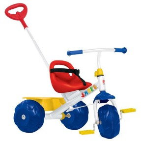 Triciclo Bandeirante Smart Pop