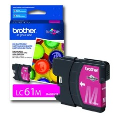Cartucho Magenta Brother LC61M