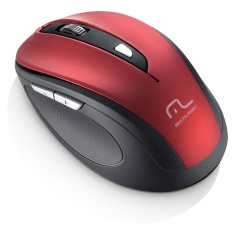 Mouse Óptico Notebook sem Fio Comfort MO237 - Multilaser