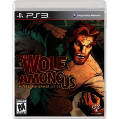 Jogo The Wolf Among Us PlayStation 3 Telltale