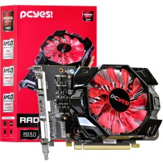 Placa de Video ATI Radeon HD 7770 1 GB GDDR5 128 Bits PCYes O777XFB15R