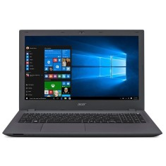"Notebook Acer Aspire E5 Intel Core i5 6200U 8GB de RAM SSD 240 GB 15,6"" Windows 10 Home E5-574-592S"