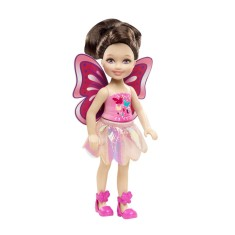 Boneca Barbie Family Chelsea Fantasy Fairy Mattel