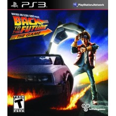 Jogo Back To The Future PlayStation 3 Telltale