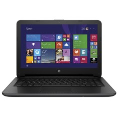 "Notebook HP Intel Core i5 6200U 6ª Geração 4GB de RAM HD 500 GB 14"" Windows 8.1 Professional 240 G4"