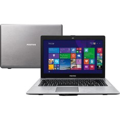 "Notebook Positivo Stilo Intel Celeron N2806 4GB de RAM HD 500 GB 14"" Windows 8.1 XR3210"