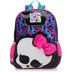 Mochila Escolar Sestini Monster High 15Y02 M