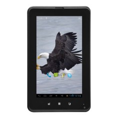 "Tablet DL Eletrônicos Mobile Plus 3G 8GB TFT 7"" Android 4.0 (Ice Cream Sandwich) 2 MP TG-M71"
