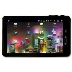 "Tablet Phaser Kinno 3G 4GB LCD 7"" Android 4.4 (Kit Kat) PC709S"