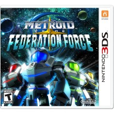 Jogo Metroid Prime: Federation Force Nintendo 3DS