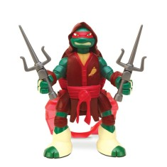 Boneco Tartarugas Ninja Raphael Throw In Battle BR285 - Multikids