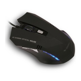 Mouse Óptico Gamer USB Tiger - Leadership