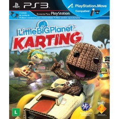 Jogo Little Big Planet Karting PlayStation 3 Sony
